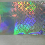 3D Dynamic Hologram Anti-Counterfeiting Sticker