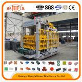 自動油圧コンクリートブロックの高い生産性機械