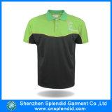 2016 T-shirts de polo d'hommes de couleur de la vente en gros deux de prix bas de qualité