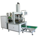 서보 조종 장치 Automatic Rigid Box Four Corners Taping 또는 Pasting Machine (YX-400)