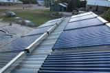 Coletor solar pressurizado de tubulação de calor para o aquecimento de água