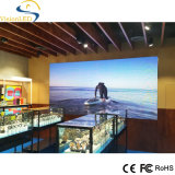 高い明るさと屋内高い定義使用料P5 P6 LEDビデオScroon