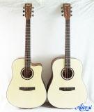 Guitarra acústica Sg01SMC-41 de la fábrica de China Aiersi