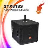 Поставщик Stx818s Chinaa коробка Subwoofer оборудования DJ 18 дюймов