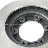 Rotor tous terrains de disque de frein de véhicule pour la vitesse normale 43512-60090 de cordon de Toyota