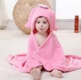 極度の柔らかい新生の赤ん坊のフランネルの毛布/3D立体マントの天使