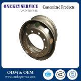 112*5 milímetro feito no disco assegurado e de prata, preto da qualidade de China do freio ou como sua roda da liga do carro do pedido