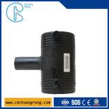 Pipa del HDPE del diámetro grande de la oferta que reduce la te