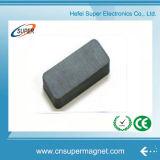 Imán isotrópico sinterizado del bloque de la ferrita Y33 para la venta