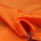 Agua y de la ropa de deportes tela tejida chaqueta al aire libre Viento-Resistente 100% del filamento del poliester del telar jacquar de la tela escocesa abajo (J006)