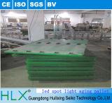 Pálete do trabalho feito com ferramentas do PVC da fonte da fábrica para a cadeia de fabricação