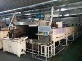Linha de pintura UV automática do pulverizador do projeto novo do preço do competidor