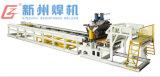 Machine de soudure discordante en acier