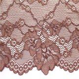 비키니 란제리를 위한 크로셰 뜨개질 레이스 손질