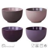 Ciotola di riso di ceramica di microonda