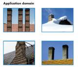送風管が付いている煙突の検査システムのための70mm鍋そして傾きのカメラ