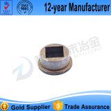 Bucha baixa de cobre do aço inoxidável com ISO9001, Ukas