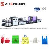 機械(Zxl-E700)を作る新し設計されていたNon-Wovenボックス袋