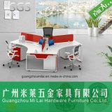 Sitzergonomische Berufsbüro-Computer-Arbeitsplatz-Möbel des Zeitgenosse-3 mit Metallfuß
