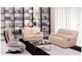 Muebles de cuero del sofá de Italia del ocio (850)