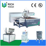 CNC 물 분출 절단 기계장치