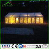 Prix en aluminium de tente de chapiteau de noce de PVC