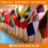 Visualizzazione Flag/Banner di Cusotm Printing Table/Hand/National