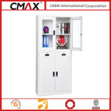 Кухонный шкаф Full Height шкафа для картотеки с Drawer White Cmax-Sc007