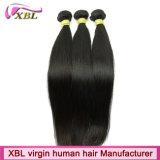 Cheveux de bonne qualité cambodgiens de vison de cheveux humains de Vierge