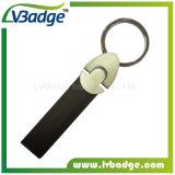 Кожаный Keychain для выдвиженческих подарков