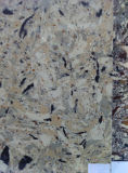Искусственний камень кварца для Countertop кухни & тщеты Top_Gsy001