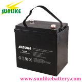 Nachladbare Leitungskabel-Säure-Batterie 6V100ah für Solarstraßenlaterne
