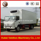 소형 2mt/2t/2tons Isuzu Refrigerated Truck