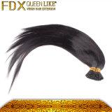 Prolonge de cheveu de Remy, cheveux humains de Remy, prolonge de cheveux humains de Vierge (Je-Incliner les poils), cheveu de Remy