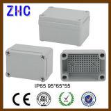 340*280*130 DIN 가로장 IP65는 플라스틱 전자 접속점 상자를 방수 처리한다