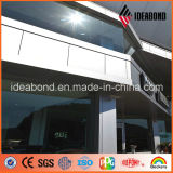 Ideabond Nano 1220*2440mm Acm Curtain Wall Material