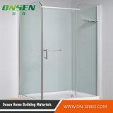 Stanza Walk-in di alluminio di allegato dell'acquazzone del portello per la stanza da bagno