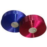 Polyester Schmiere-Dyed 100% Filament Yarn für 450d/192f Round Bright FDY