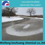 Smeltende Agent van de Sneeuw van het Chloride van het calcium de Samengestelde