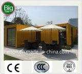 Fuente grande de China para el café móvil conveniente/el sitio prefabricados/prefabricados