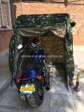 Подвижное укрытие мотоцикла, гаража мотоцикла оптовой продажи укрытие водоустойчивого напольного складное