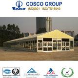 Tent van het Venster van de Markttent van de Tentoonstelling van het Ontwerp van Cosco de Grote voor OpenluchtActiviteiten