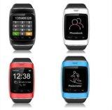 Telefone esperto do relógio do Wristband de S12 Topsale Bluetooth com podómetro/gravação