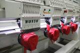 Máquina principal computarizada 1204c do bordado 4 com funções do Tshirt do tampão
