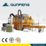 Блок Qft15-20 делая машину, блок пепла, блок цемента, производственную линию обочины каменную делая