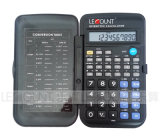 56 Funktion 10 Digits Scientific Calculator mit Front Cover (LC709A)