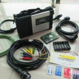 Супер звезда C5 SD MB 2016 соединяется с инструментом SD C5 Harddisk средства программирования 250GB HDD диагностическим с пользой компьтер-книжки экрана касания X200t готовой