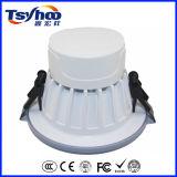 Techo cambiado color LED Downlight de SMD5730 5W 7W 9W 12W