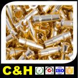 Parts/Brass/Bronze/Copper를 도는 CNC 도는 고급장교