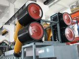 2500kVA予備発電の三菱ディーゼル発電機セット